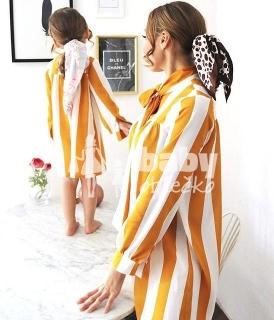 cca057d4c383 Šifónové šaty pre mamu a dcéru empty